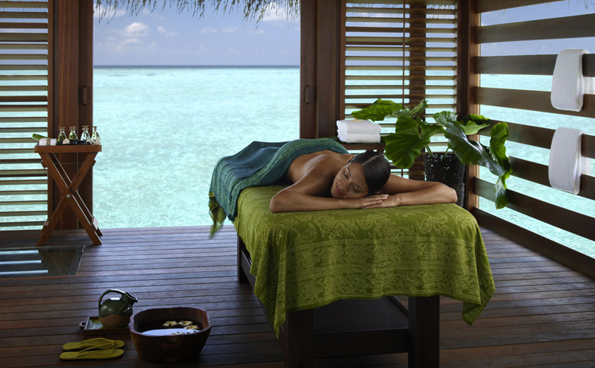 Four Seasons Kuda Huraa - Spa treatment