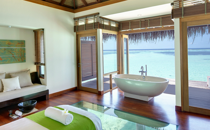 Lux South Ari Atoll - Spa