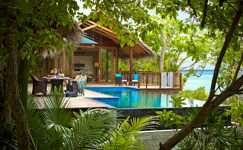 Treat yourself to paradise in a world of its own