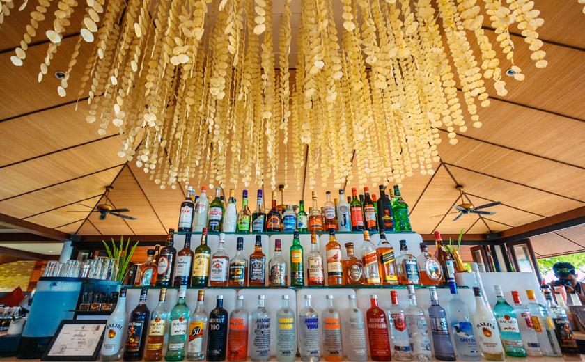 Wine cellar - Lily Beach Maldives