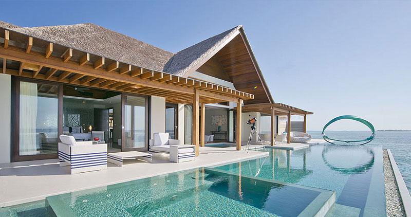 Reserve Now Sunset Water Villa