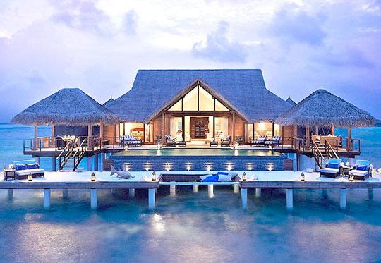 Maldives Private Villa Taj Exotica Book A Villa