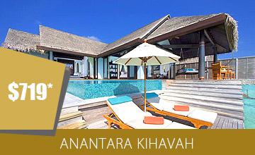 Experience at Anantara Kihavah