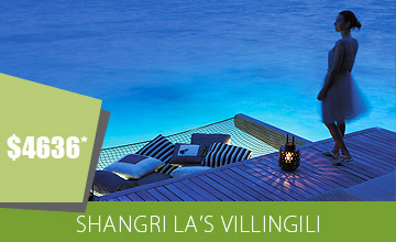 Unwind and Relax at Shangri La's Villingili