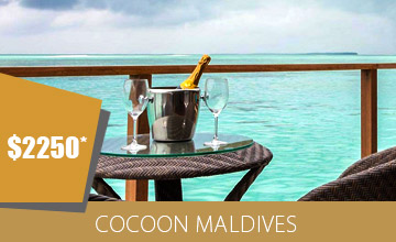 Feel The Luxury With Cocoon Maldives