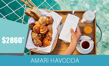 Lavish Holiday Experience at Amari Havodda!