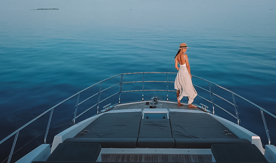 One Night Itinerary - Norma Luxury Private Yacht