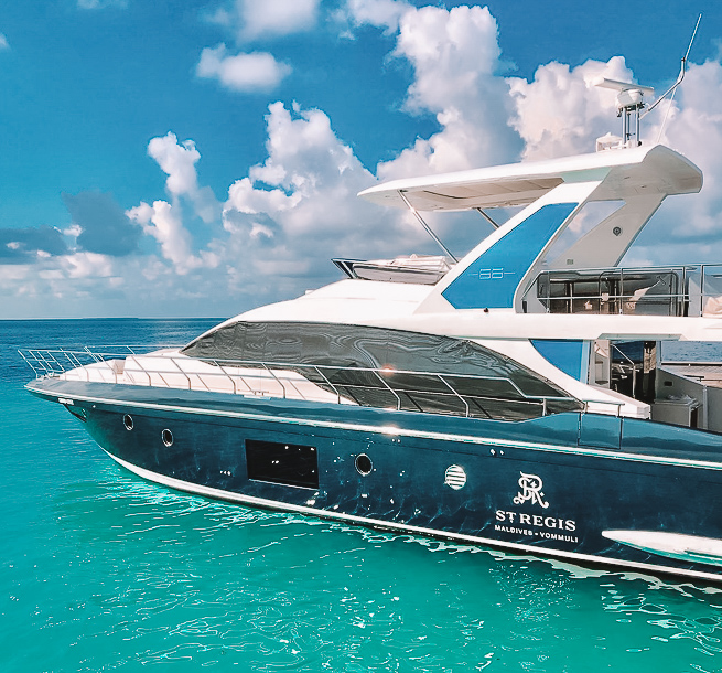 Norma Luxury Private Yacht